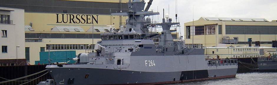 Gibt es bald einen neuen deutschen Werftkonzern?