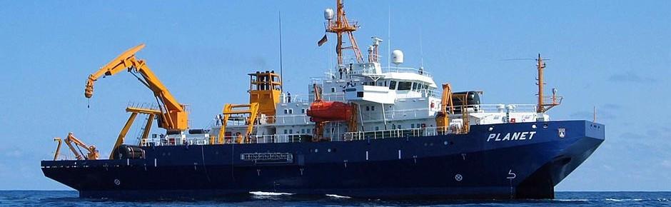 """Forschungsschiff """"Planet"""" muss länger in der Werft bleiben"""