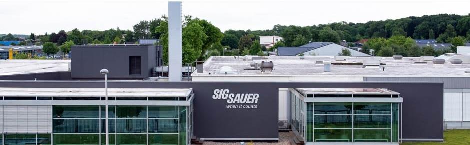 SIG Sauer in Eckernförde – bald gehen die Lichter aus