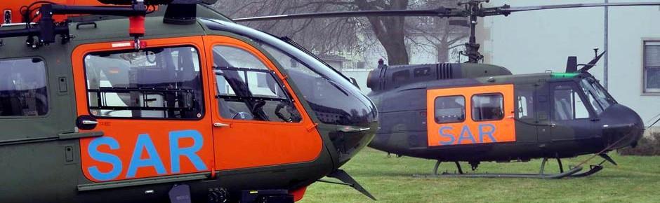Neuer Rettungshubschrauber H145 LUH SAR startet durch