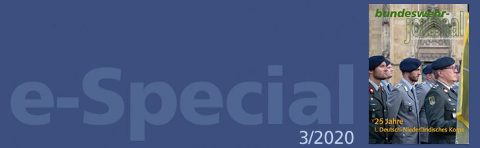 Neues e-Special bundeswehr-journal erschienen