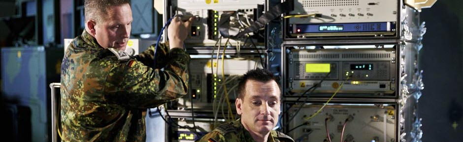 Bundeswehr sucht IT-Personal – Bewerberwoche in Mainz