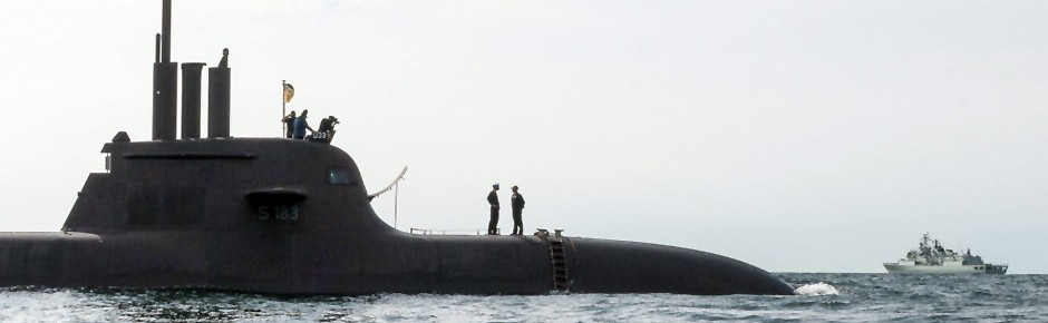 Nationale Verbandsübung GEREX in der Ostsee beendet