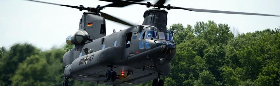 Schwerer Transporthubschrauber: Boeing stellt Weichen