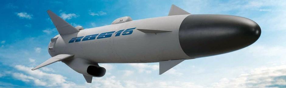 """Ergänzungsbeschaffung """"Seezielflugkörper RBS15 Mk3"""""""