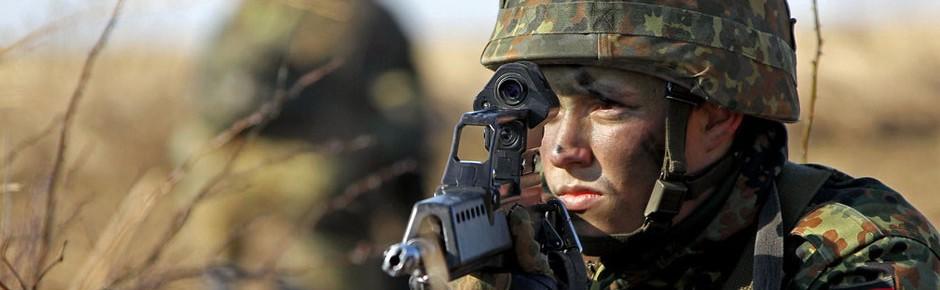 Bewerberzahl für freiwilligen Wehrdienst rückläufig