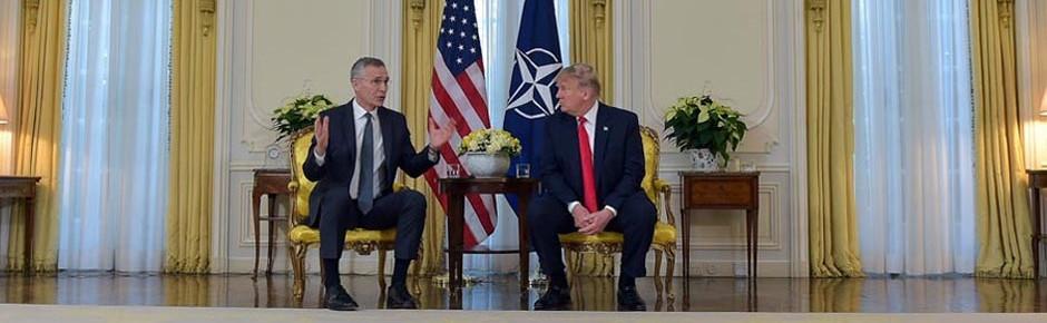 Zweite Trump-Amtszeit: Zerreißprobe für die NATO?