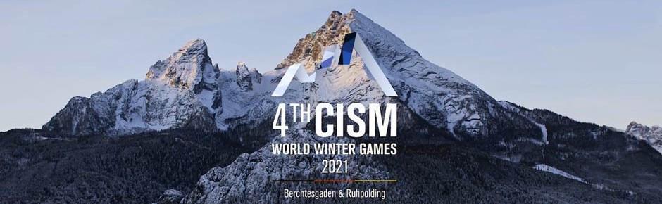 """Neuer Termin für die """"4. CISM World Winter Games"""" steht"""