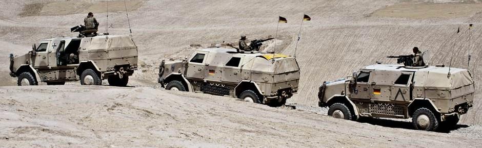 Nur vier Monate – Ministerium plant Afghanistanabzug