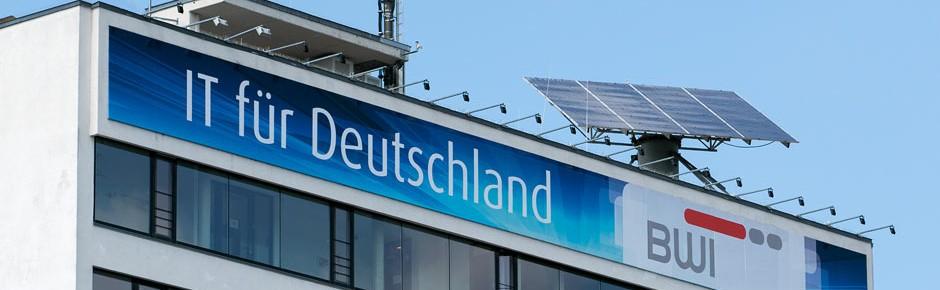 BWI schnürt großes Digitalisierungspaket für Bundeswehr