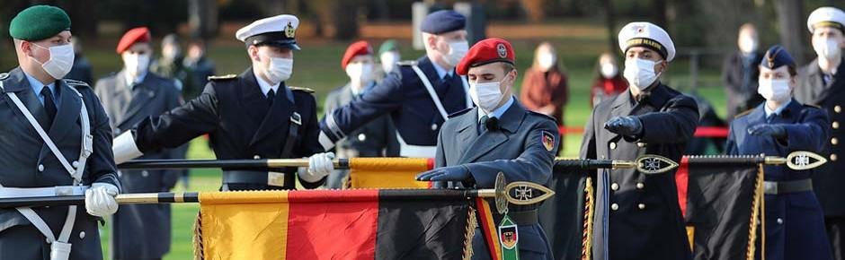 Immer weniger Minderjährige bei der Bundeswehr