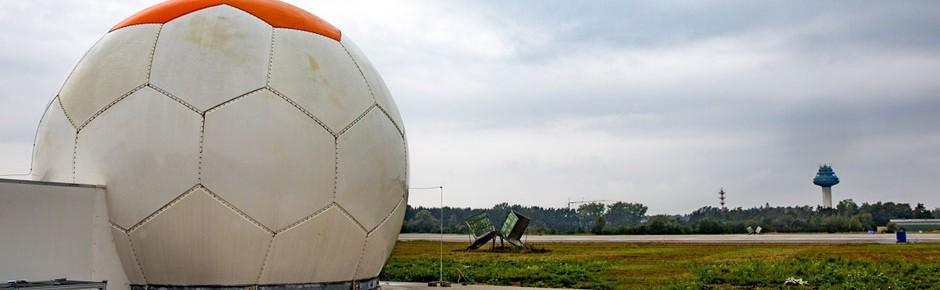 Bundeswehr modernisierte Flugplatz in Manching