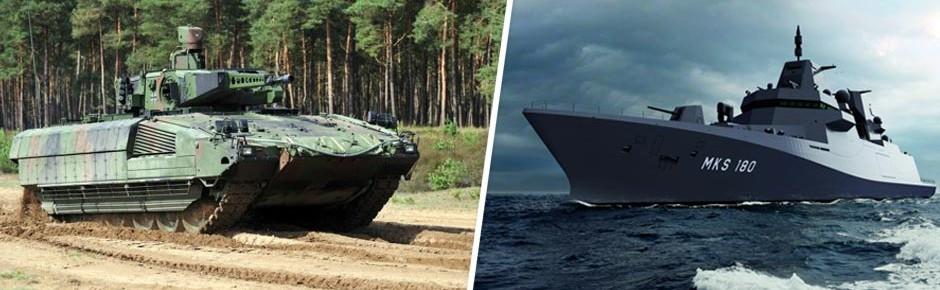 Puma und Fregatte 126 – Linke fragen nach Gesamtkosten