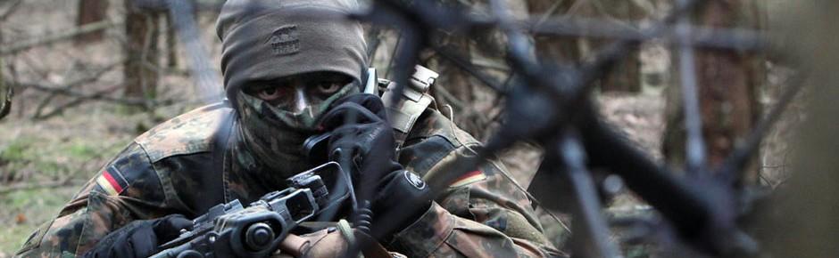Beteiligung der Bundeswehr an multinationalen Manövern