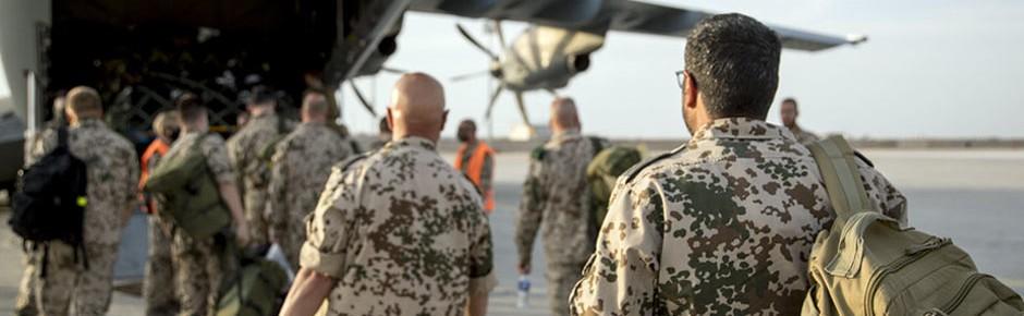 Bundestag debattiert über Rückzug aus Afghanistan