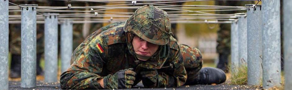 """Freiwilliger Wehrdienst im Heimatschutz – viele """"Abbrecher"""""""