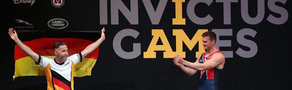 """""""Invictus Games"""" in Düsseldorf: Termin für 2023 steht fest"""