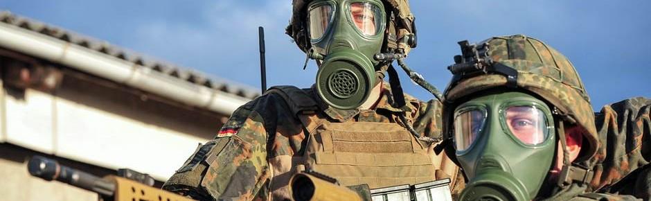 """Ergänzungsbeschaffung ABC-Schutzmasken """"M2000"""""""