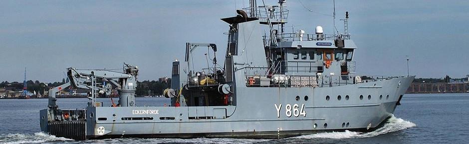 Zwei neue Messboote für die WTD 71 in Eckernförde