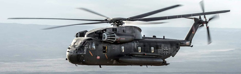 CH-53: in 15 Jahren insgesamt 103 Sicherheitslandungen