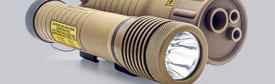 Laser-Licht-Module für die deutschen Streitkräfte
