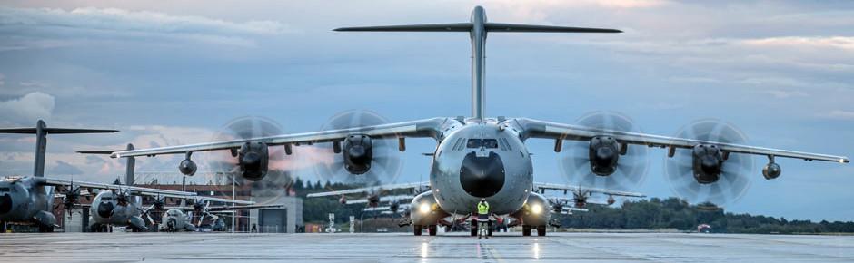 A400M-Programm: eine Vielzahl an Verbesserungen