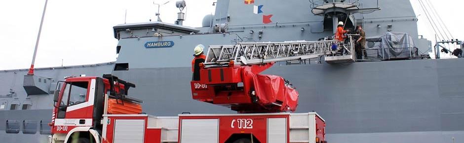 Neue TETRA-Digitalfunksysteme für 16 Marineschiffe