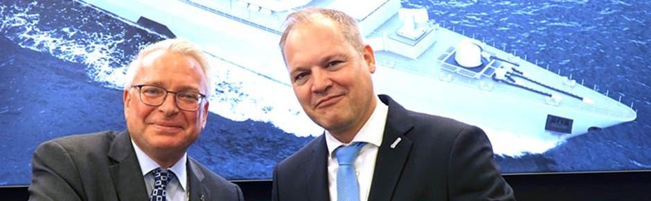 Marine-Projekte: ESG und Saab planen enge Zusammenarbeit