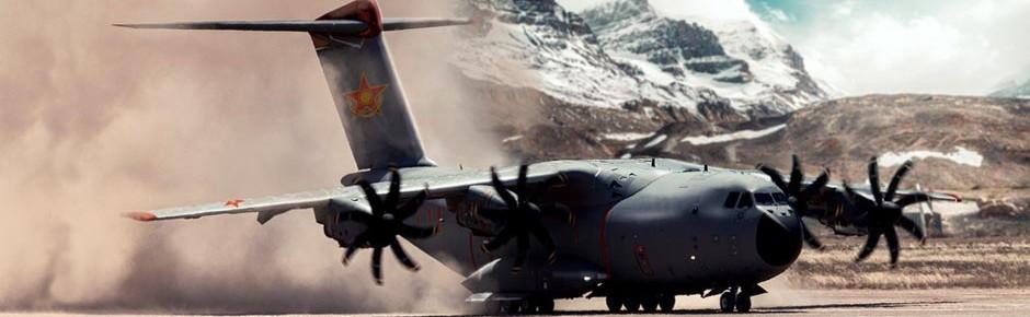 Kasachstan wird neunte A400M-Nutzernation